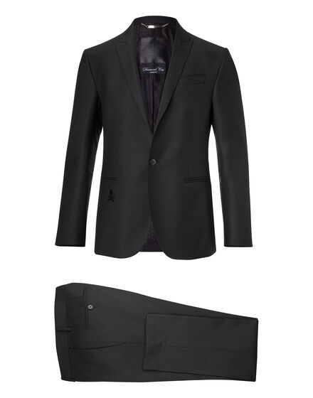 "suit dimond cut ""blacky"""