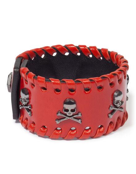"""bracelet """"stitched"""""""