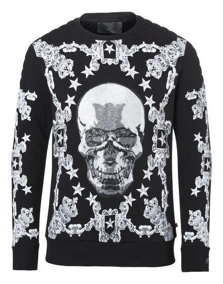 sweatshirt baroque