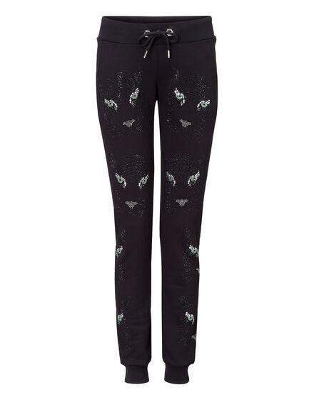 """jogging pants """"leopardish"""""""