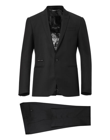 "suit diamond cut ""galvanize"""