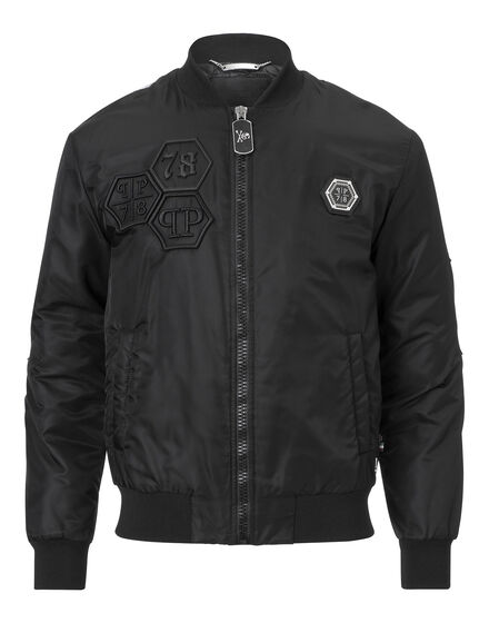 bomber jacket everglades