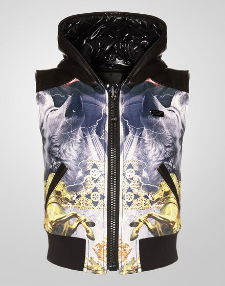 leather vest fantasy