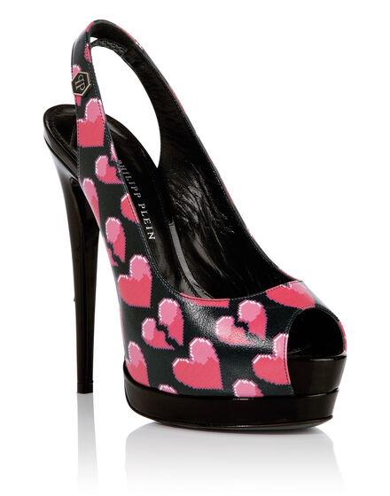 "high heel ""heart attack"""