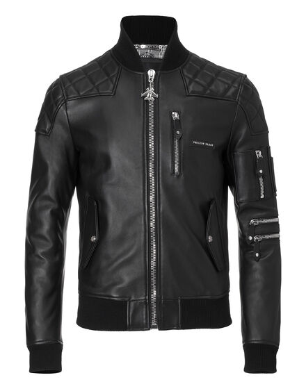 "leather jacket "" in the army"""