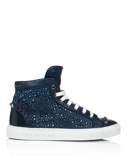 "high sneakers ""sparkling star"""