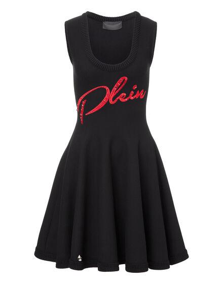 Knit dress Bixa