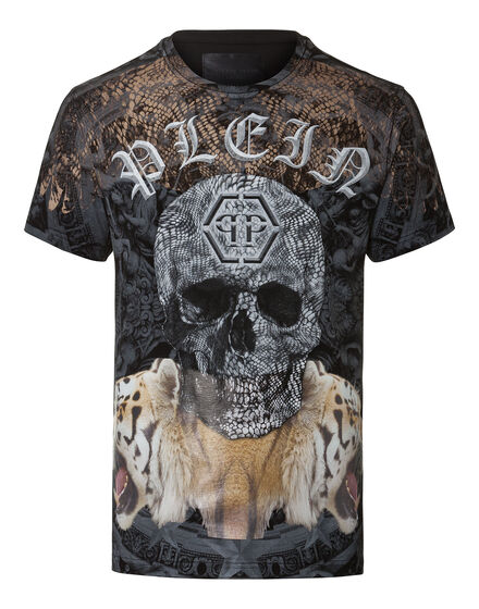 T-shirt Round Neck SS Harvard
