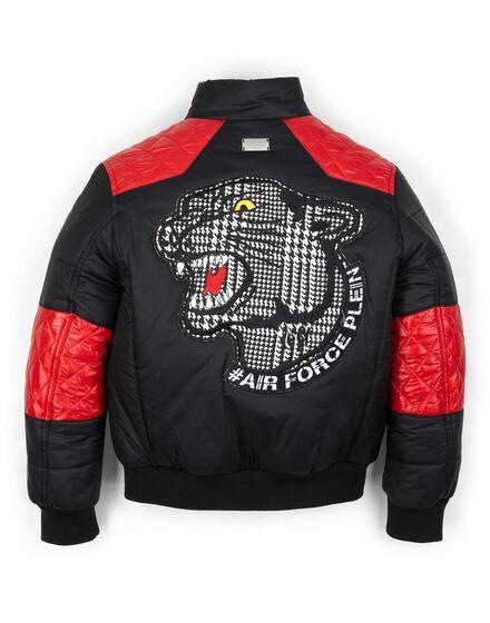 "jacket ""plein air"""