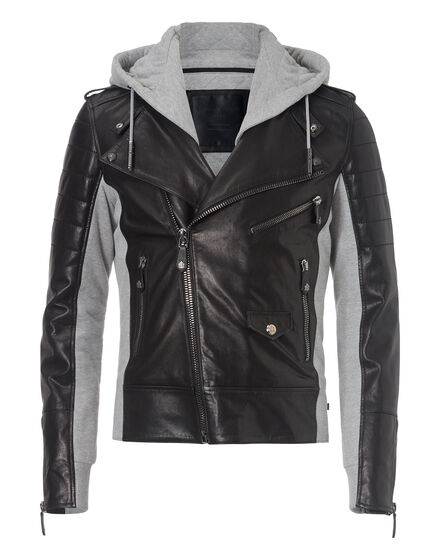 leather jacket airdrie