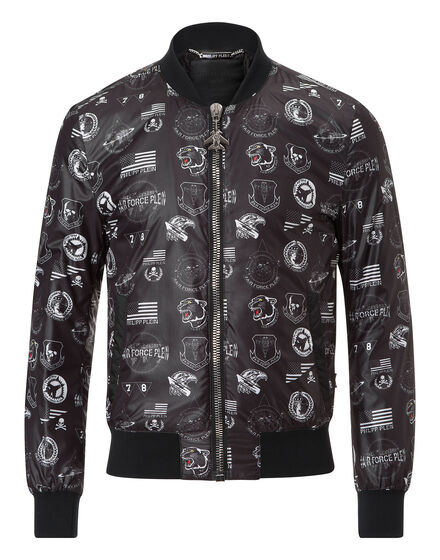 bomber jacket heathrow