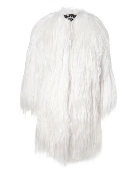 fur coat personality