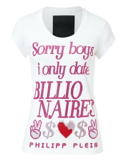 t-shirt sorry boys