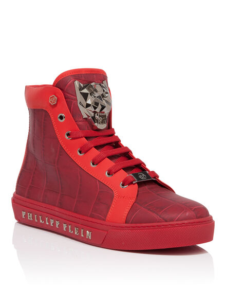 "high sneakers ""america"""
