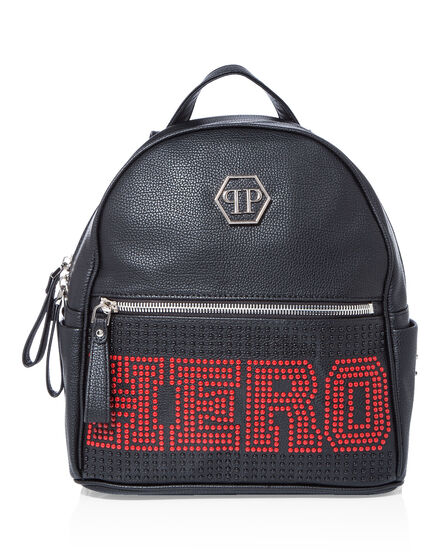 backpack M you are not my hero