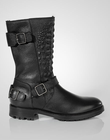 """boots low """"metal"""""""