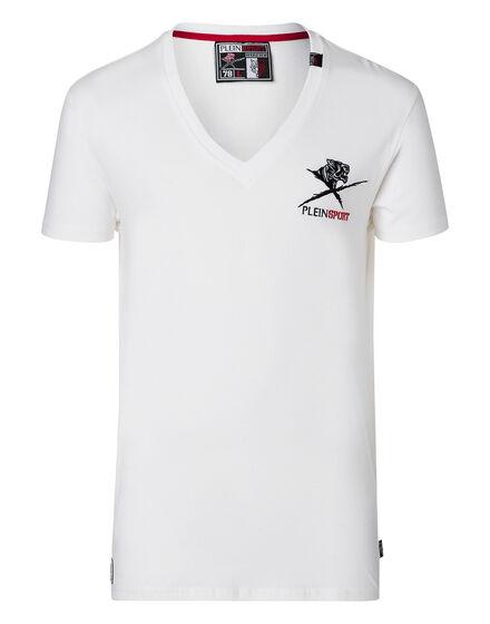 T-shirt V-Neck SS Base