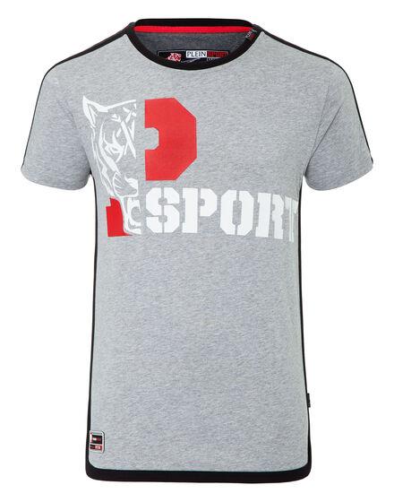 T-shirt Round Neck SS Underhook