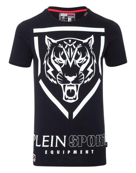T-shirt Round Neck SS Shining
