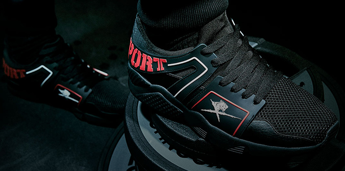 discover our<br>kicks collection