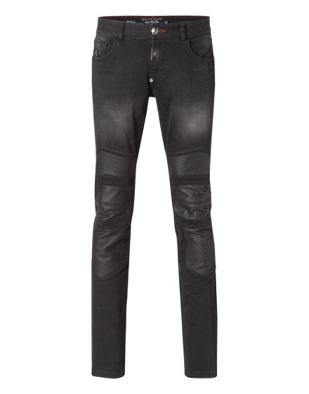 biker fit denim wonderwall