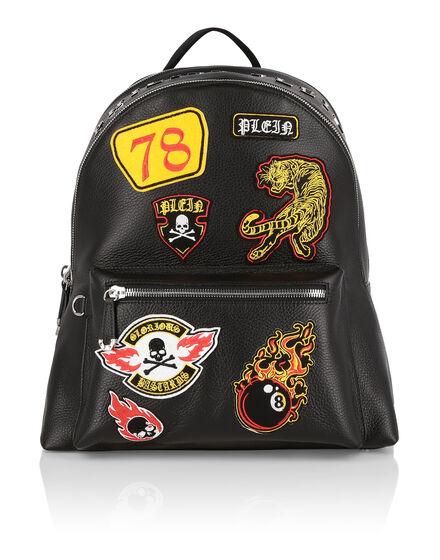 Backpack On you again