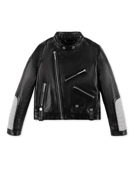 Leather Biker Original