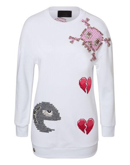 sweatshirt pacman