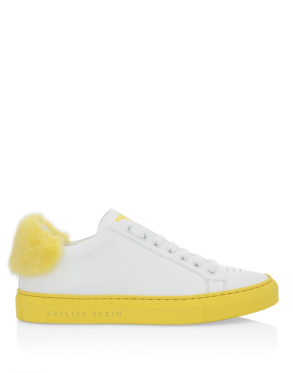 "Lo-Top Sneakers ""Baby puff"" Luxury"