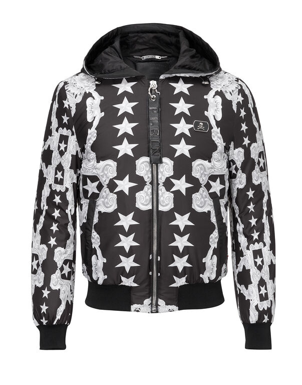 "nylon jacket ""new dawn"""