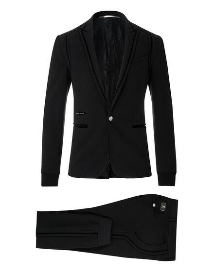 suit left aside