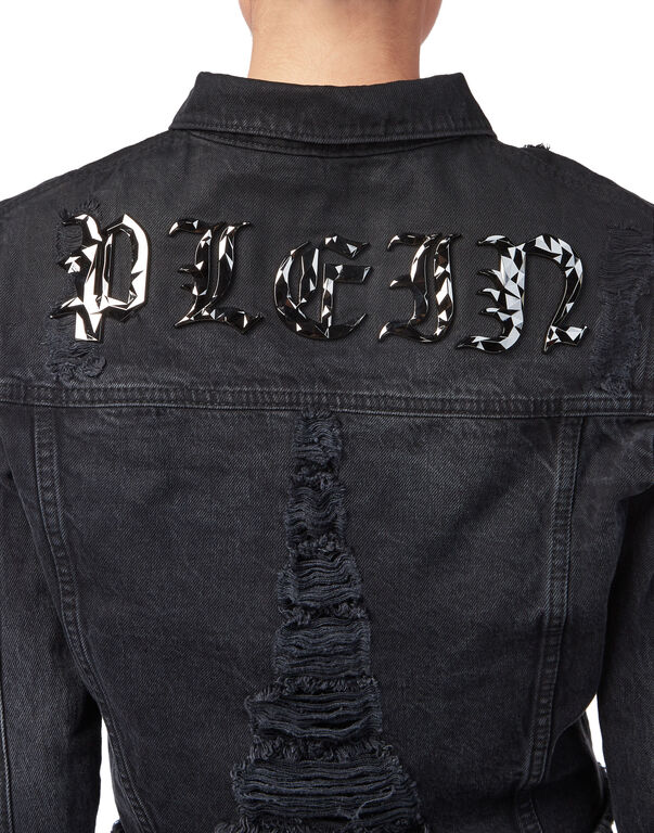 """Denim Jacket """"Destroy"""""""