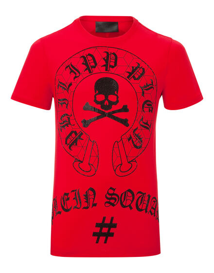 T-shirt Round Neck SS Ame
