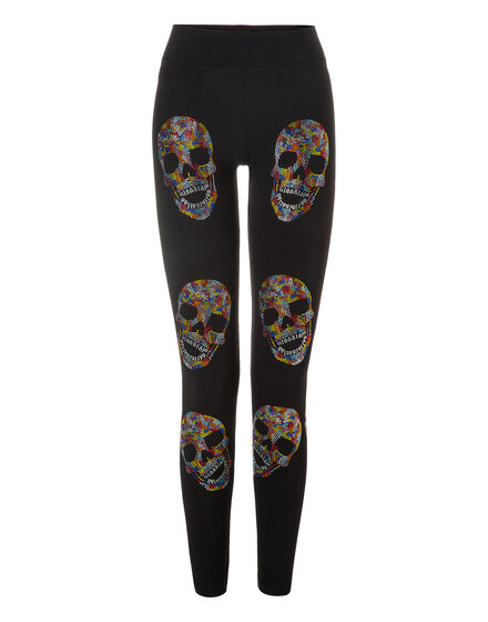 Leggings Cameo Leaf