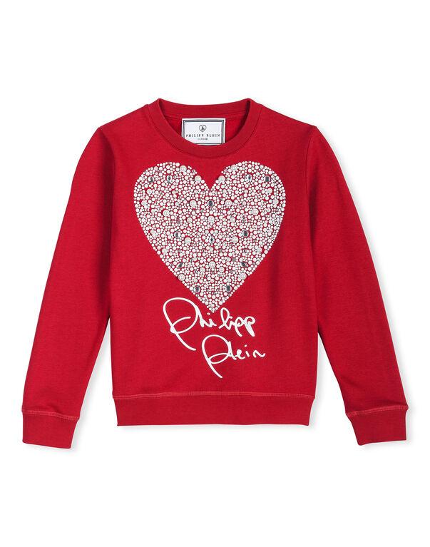 "Sweatshirt LS ""Lily Gainsborg"""
