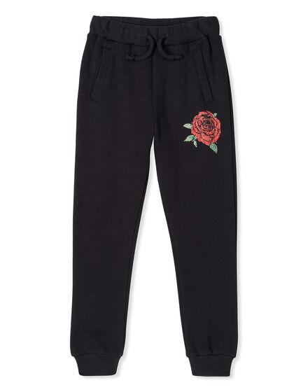 Jogging Trousers Back Flow