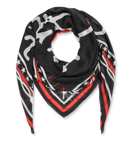 Square Scarf Signature