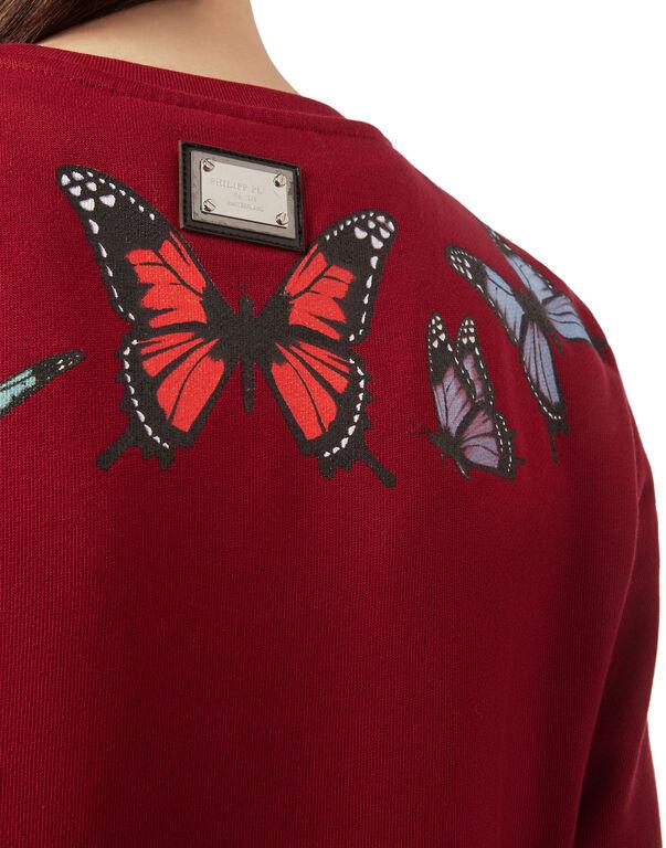 """Sweatshirt LS """"Butterfly"""""""