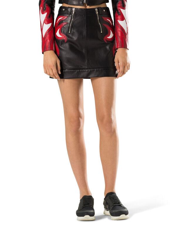 "Leather Skirt "" Anseropoda"""