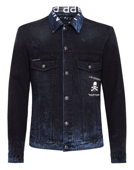 Denim Jacket Philipp Plein TM
