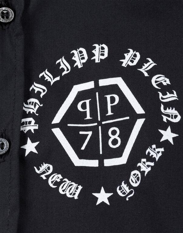 "Shirt ""Blacky Line"""