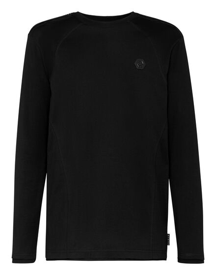 T-shirt Round Neck LS Istitutional