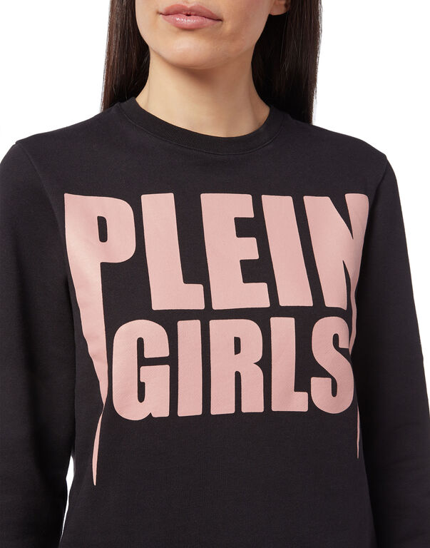 "Sweatshirt LS ""Plein Girls"""