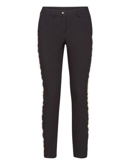 Long Trousers Line Studs Mind