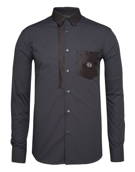 Shirt Platinum Cut LS Amias