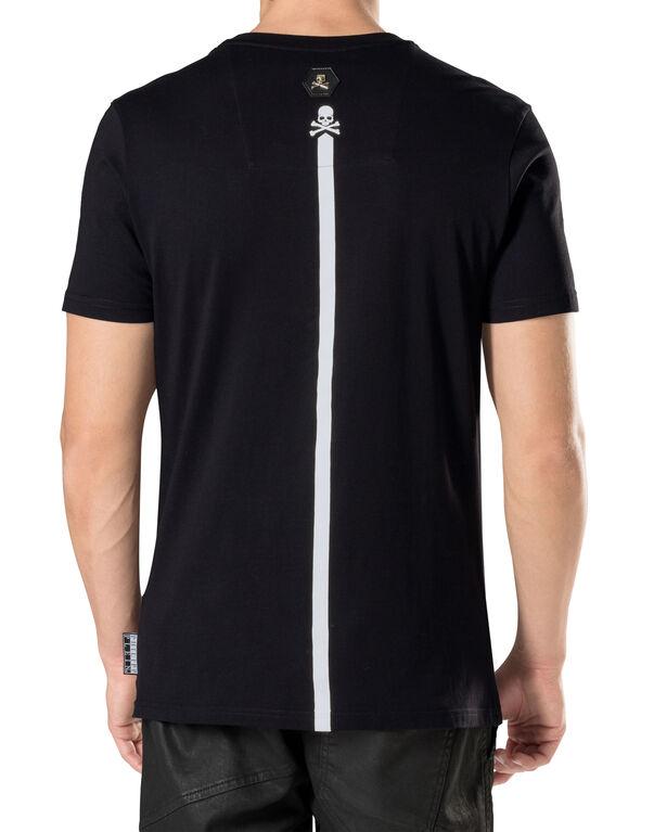 "T-shirt Round Neck SS ""oisio"""