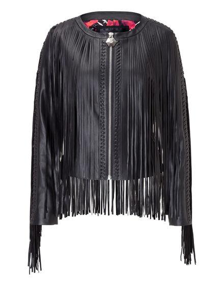 leather jacket tribute