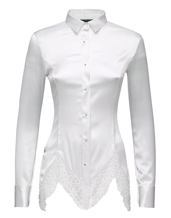 """Shirt """"Lace Point"""""""