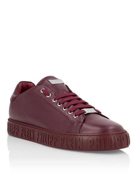 Lo-Top Sneakers Graphic Plein