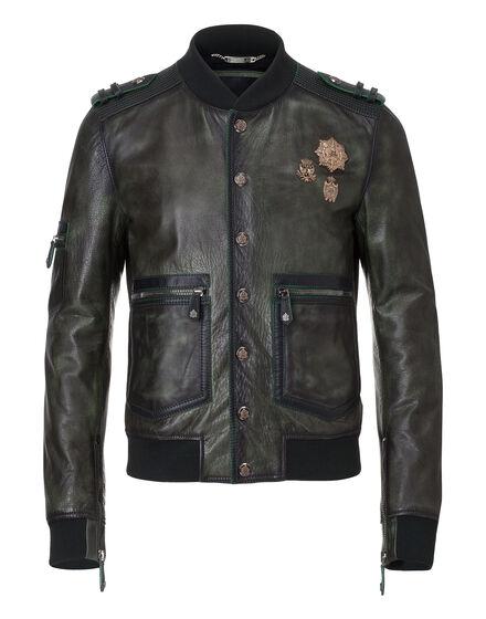 leather jacket insidious